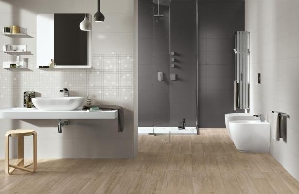 Gres effetto legno formato 15x90 varianti vetrina - Bagno gres effetto legno ...